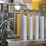 容器本体と、コーンは自動供給されます。