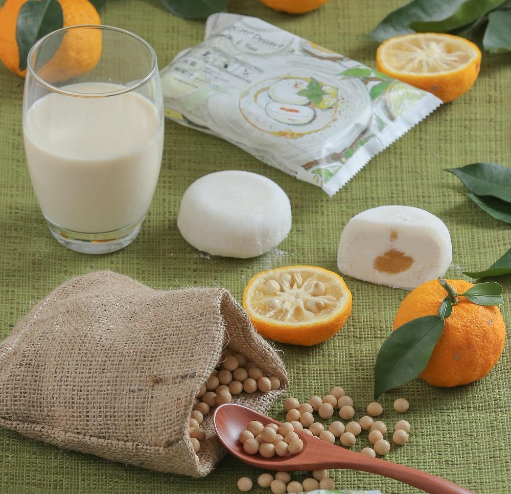 植物性ミルクアイス、誕生です!